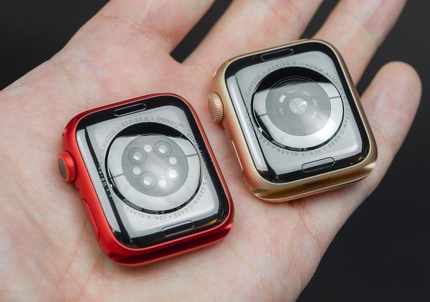 Mở hộp Apple Watch Series 6 màu đỏ và những ấn tượng ban đầu - Ảnh 7.