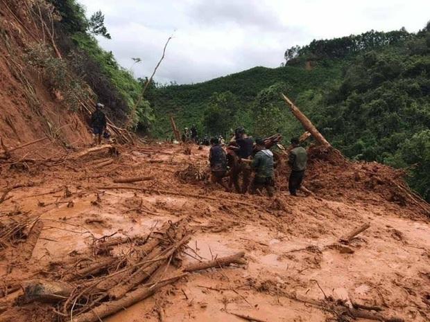 Mưa lũ cướp đi hơn 173 tỉ đồng của một huyện tại Quảng Nam - Ảnh 1.