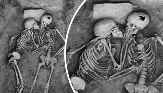 Phát hiện bộ hài cốt 2.800 năm tuổi, các nhà khoa học sửng sốt vì tư thế lạ, hé lộ chuyện tình của người xưa khiến con cháu ngày nay phải nể - Ảnh 2.