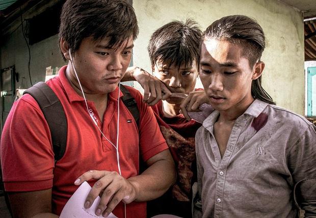 Ròm - Phim điện ảnh Việt đặc biệt nhất năm ra rạp thứ Sáu này! - Ảnh 6.