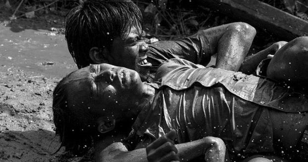 Ròm - Phim điện ảnh Việt đặc biệt nhất năm ra rạp thứ Sáu này! - Ảnh 7.