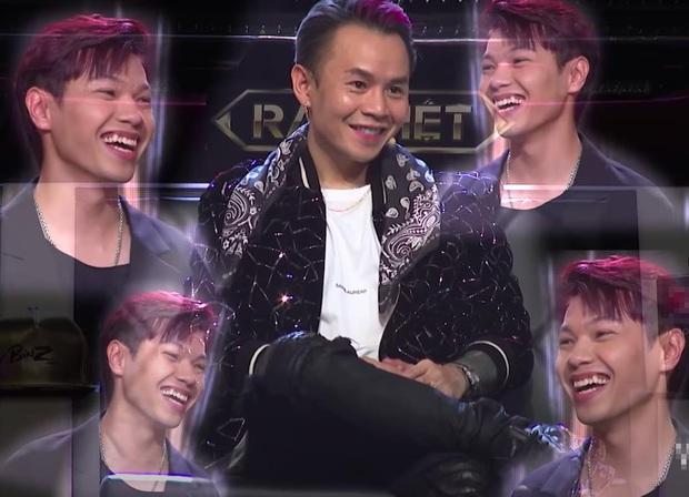 Đã 8 tập Rap Việt, MC Trấn Thành và Binz vẫn nhầm tên thí sinh - Ảnh 3.