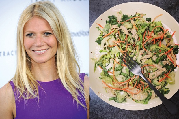 Để giảm cân hiệu quả và da dẻ hồng hào, bạn cứ học Miranda Kerr hay Kate Upton ăn salad mỗi ngày - Ảnh 3.