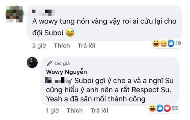 Hóa ra Suboi là người gợi ý cho Wowy tung nón vàng cứu học trò Karik ở Rap Việt! - Ảnh 4.