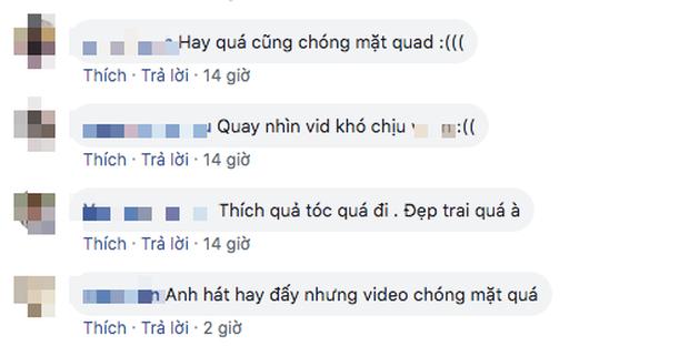 Anh Tú tiếp tục hát lại hit từng gây sốt Rap Việt nhưng theo phiên bản gắt gỏng, ai xem xong cũng kêu chóng cả mặt! - Ảnh 5.