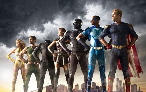 Phim siêu anh hùng The Boys: Đạo nhái trắng trợn DC - Marvel vẫn bánh cuốn bởi độ đen tối rợn người! - Ảnh 3.