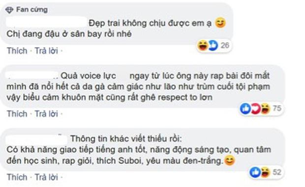 Được truy lùng sau tập 8 Rap Việt, cơn địa chấn G.Ducky lộ profile sáng gia sư, tối về làm rapper! - Ảnh 3.