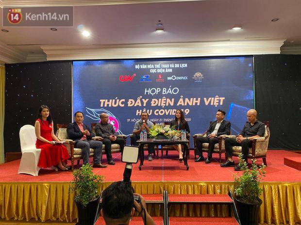 Cục điện ảnh kêu gọi chung tay hâm nóng, giải cứu phòng vé: Đây là cơ hội lớn cho phim Việt! - Ảnh 1.