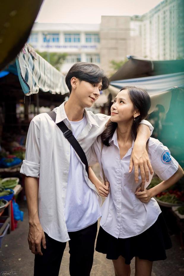 Couple trai xinh gái đẹp chiếm spotlight vì loạt ảnh lịm tim: Tuổi 17 năm ấy nợ chúng ta một mối tình như vậy! - Ảnh 3.