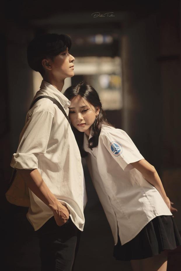 Couple trai xinh gái đẹp chiếm spotlight vì loạt ảnh lịm tim: Tuổi 17 năm ấy nợ chúng ta một mối tình như vậy! - Ảnh 7.