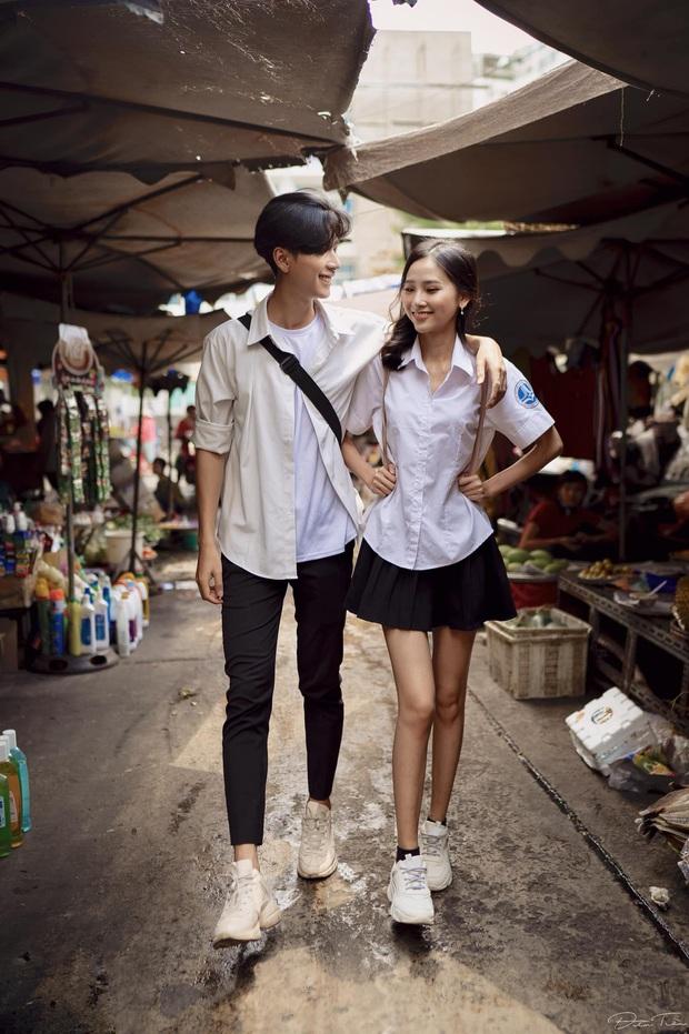 Couple trai xinh gái đẹp chiếm spotlight vì loạt ảnh lịm tim: Tuổi 17 năm ấy nợ chúng ta một mối tình như vậy! - Ảnh 9.