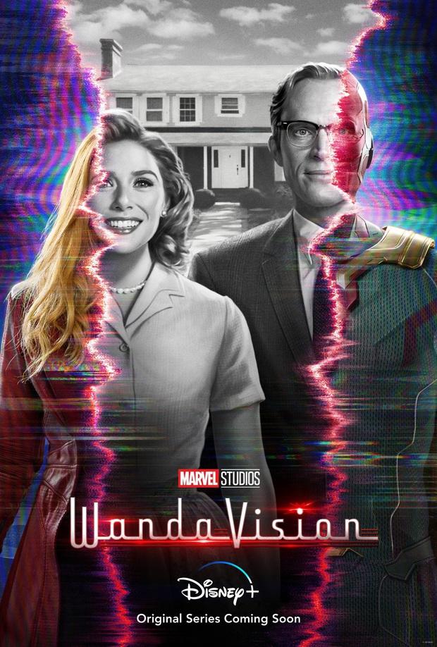 Marvel tung trailer WandaVision phát quà đầu tuần: Bị vợ yêu thao túng, Vision không hề biết mình đã chết? - Ảnh 1.