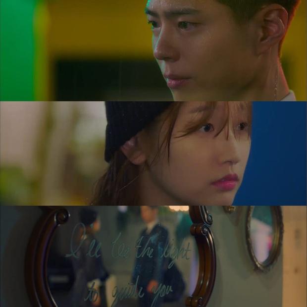 Park Bo Gum chưa gì đã bật mồm tỏ tình với Park So Dam quá là sến ở Record of Youth tập 5 - Ảnh 11.