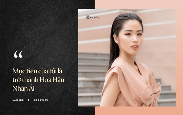 """Lan Nhi - BTV từng mang phim Việt đến Cannes dự thi Hoa Hậu Việt Nam 2020: """"Tôi không đi thi để đổi đời! - Ảnh 6."""