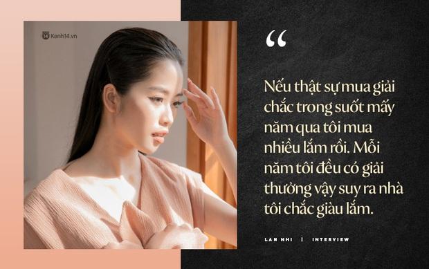 """Lan Nhi - BTV từng mang phim Việt đến Cannes dự thi Hoa Hậu Việt Nam 2020: """"Tôi không đi thi để đổi đời! - Ảnh 11."""