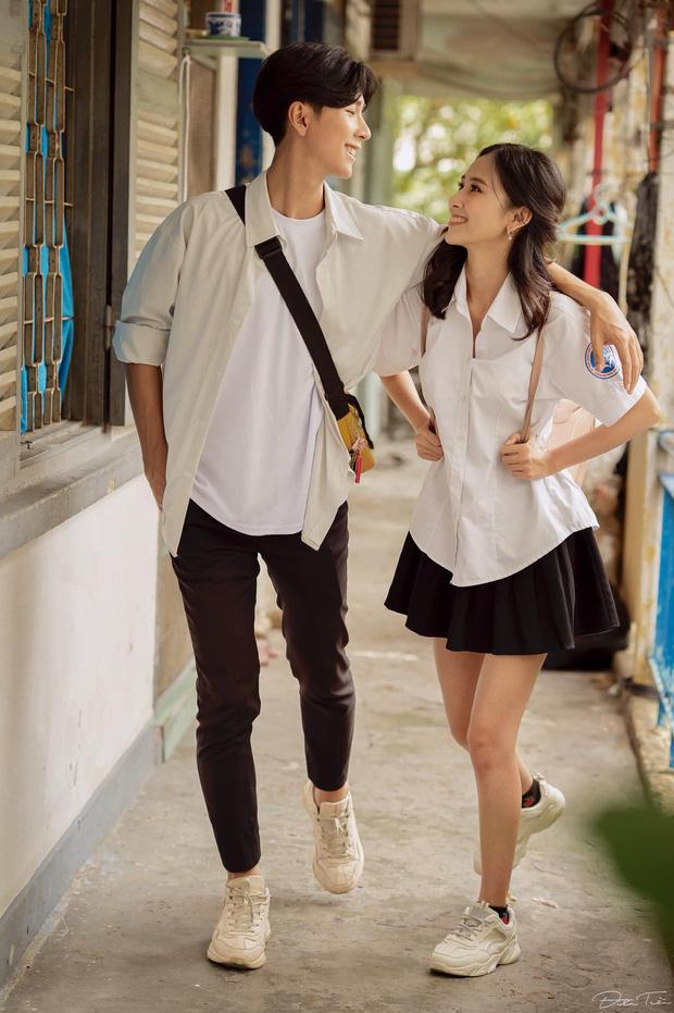 Couple trai xinh gái đẹp chiếm spotlight vì loạt ảnh lịm tim: Tuổi 17 năm ấy nợ chúng ta một mối tình như vậy! - Ảnh 1.