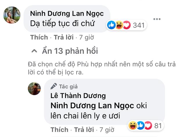 Sau status của Thanh Thảo về con trai, Ngô Kiến Huy có động thái đáng chú ý và được Ninh Dương Lan Ngọc vào động viên - Ảnh 3.
