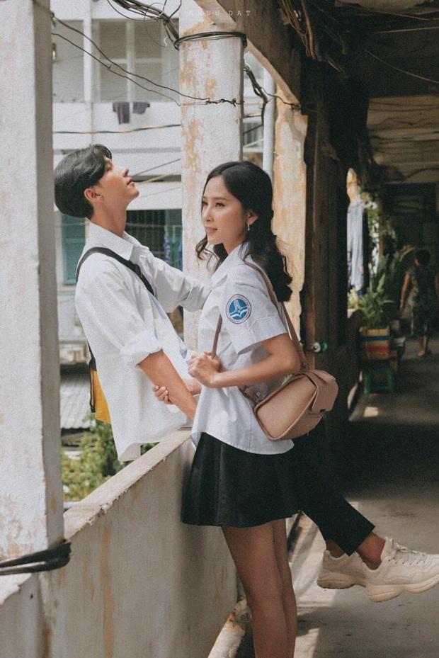 Couple trai xinh gái đẹp chiếm spotlight vì loạt ảnh lịm tim: Tuổi 17 năm ấy nợ chúng ta một mối tình như vậy! - Ảnh 2.
