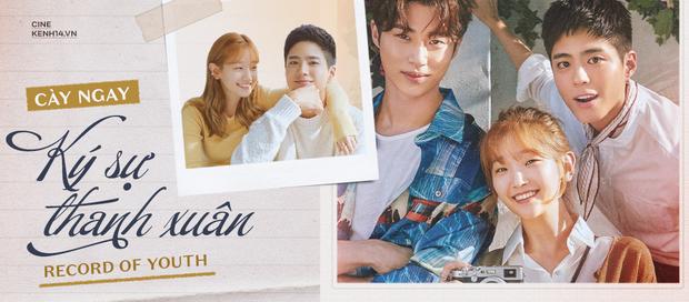"""Soi dàn cast Record of Youth: Đâu chỉ Park Bo Gum - Park So Dam thuộc hàng """"quốc bảo"""", nam phụ cũng xịn sò lắm à nghen! - Ảnh 27."""