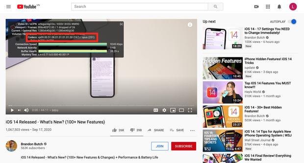 Mẹo hay để đăng video lên YouTube nét hơn, đẹp hơn - Ảnh 3.
