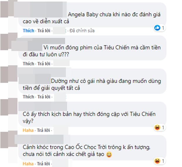 Chi tiền để đóng chính phim Tiêu Chiến, Angela Baby gây ra hỗn chiến fan hai nhà - Ảnh 4.