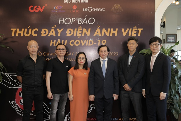 Cục điện ảnh kêu gọi chung tay hâm nóng, giải cứu phòng vé: Đây là cơ hội lớn cho phim Việt! - Ảnh 11.