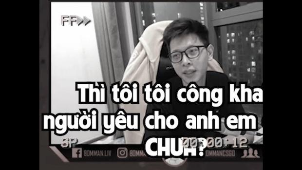 Bomman - Minh Nghi hé lộ lý do thành đôi: Hóa ra nhà gái là người tỏ tình trước, nhà trai đứng hình vì hạnh phúc - Ảnh 2.