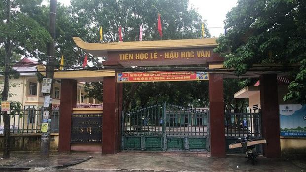 Xác minh thông tin nữ sinh lớp 9 ở Thanh Hóa nghi bị bạn cùng lớp cưỡng hiếp dẫn tới mang thai - Ảnh 2.