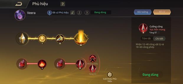 Liên Quân Mobile: Phù hiệu trong phiên bản mới thay đổi rất lớn, Ma Chú; Thần Quang đều bị giảm sức mạnh - Ảnh 6.