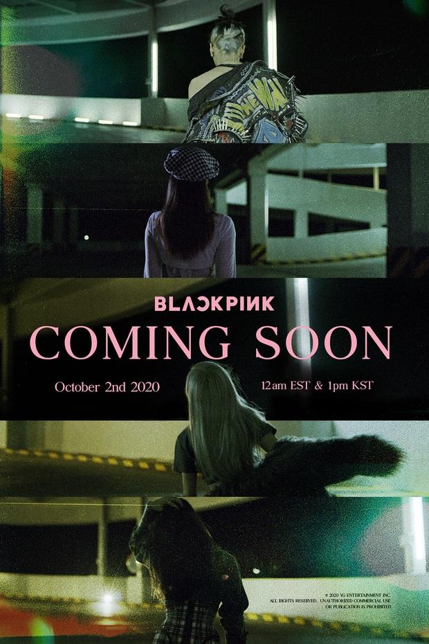 Fan BLACKPINK đã nhận diện được idol trên ảnh teaser bằng cách... nhìn outfit đoán đại sứ thương hiệu? - Ảnh 1.