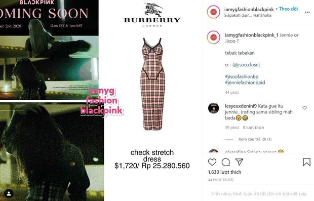 Fan BLACKPINK đã nhận diện được idol trên ảnh teaser bằng cách... nhìn outfit đoán đại sứ thương hiệu? - Ảnh 5.