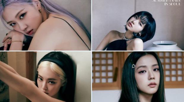 Fan BLACKPINK đã nhận diện được idol trên ảnh teaser bằng cách... nhìn outfit đoán đại sứ thương hiệu? - Ảnh 8.