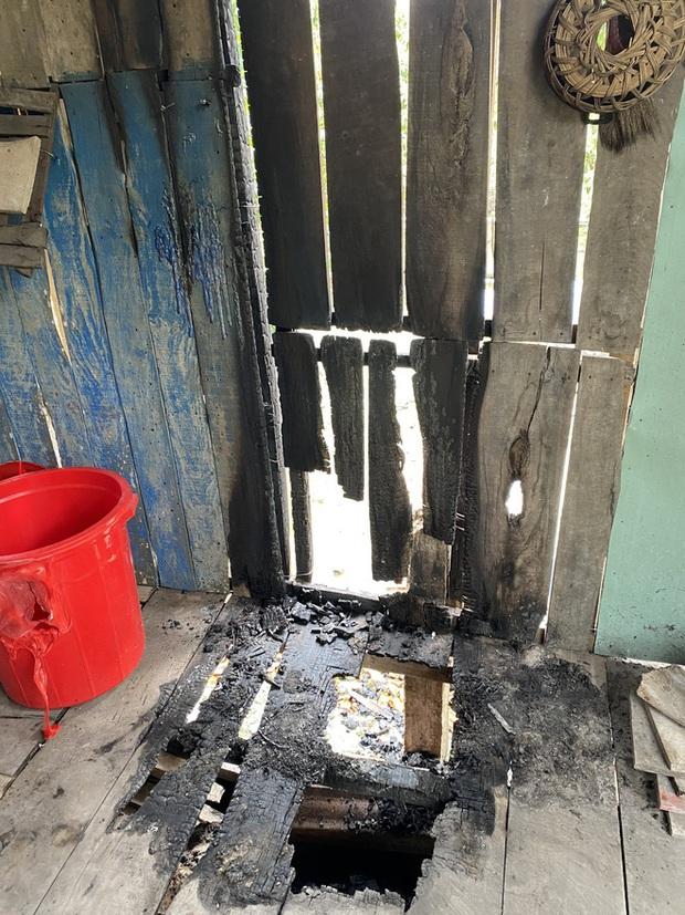Phóng hỏa đốt nhà rồi bỏ thuốc trừ sâu vào lu nước sinh hoạt của người dân - Ảnh 2.