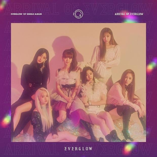 15 tân binh nữ khủng nhất Kpop mảng album: IZ*ONE cạnh tranh với BLACKPINK ngôi vương, chị em TWICE - ITZY xếp trên Red Velvet - Ảnh 4.