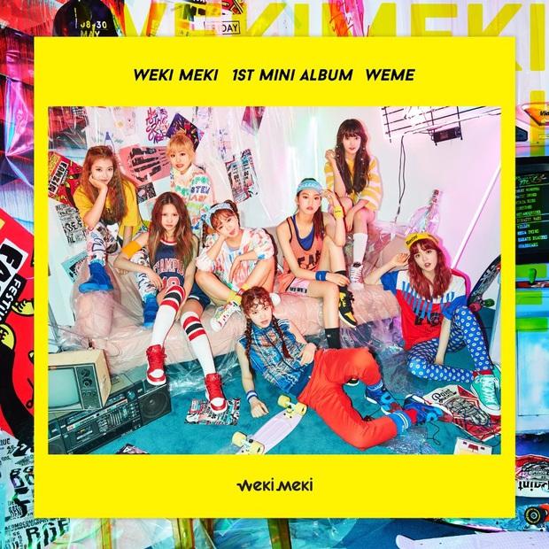 15 tân binh nữ khủng nhất Kpop mảng album: IZ*ONE cạnh tranh với BLACKPINK ngôi vương, chị em TWICE - ITZY xếp trên Red Velvet - Ảnh 8.
