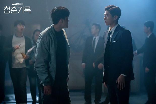 Park Bo Gum chưa gì đã bật mồm tỏ tình với Park So Dam quá là sến ở Record of Youth tập 5 - Ảnh 8.