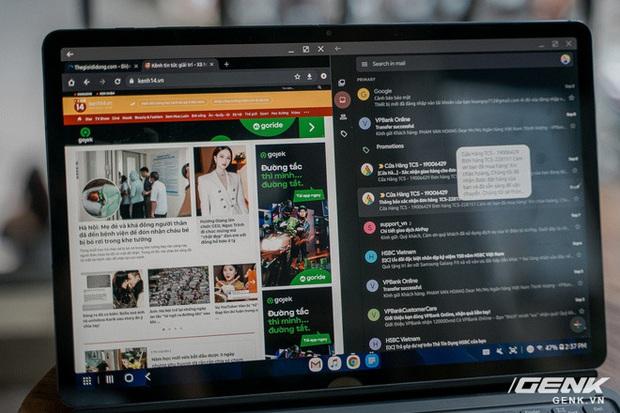 Thử thách 1 tuần dùng Galaxy Tab S7+ thay laptop: Lẽ ra đã hoàn hảo nếu kho ứng dụng của Android không tù đến thế - Ảnh 3.