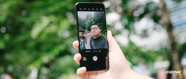 Trên tay smartphone có camera ẩn dưới màn hình đầu tiên trên thế giới: Chất lượng không như kỳ vọng - Ảnh 18.