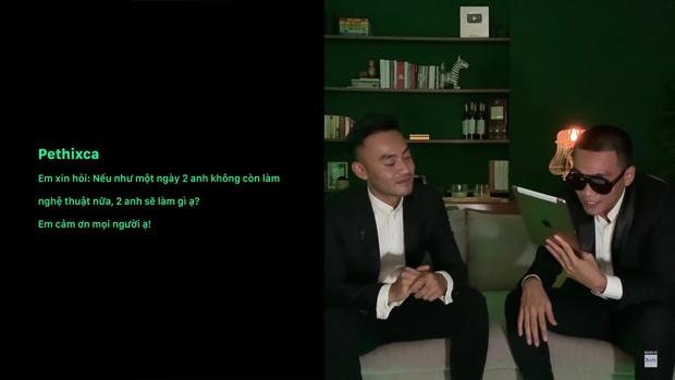 Wowy giải đáp tin đồn mình thuộc cộng đồng LGBT, bác bỏ quan điểm về ranh giới của Underground - Ảnh 4.