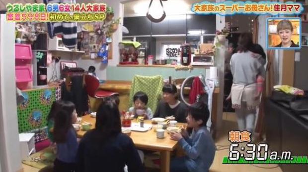 Cặp vợ chồng Nhật Bản cưới hơn 20 năm, sinh 12 đứa con nếp tẻ có đủ, hé lộ cuộc sống mỗi ngày khiến cộng đồng mạng sửng sốt - Ảnh 5.