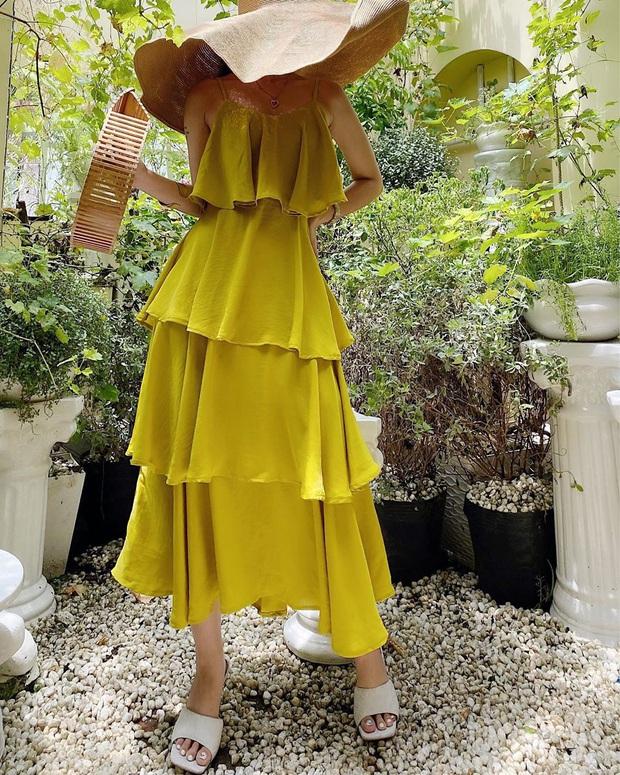 Đi ăn cưới cứ diện 10 mẫu váy này là chuẩn: Vừa đẹp vừa sang, không lo bị nói vô duyên lấn át cô dâu  - Ảnh 11.