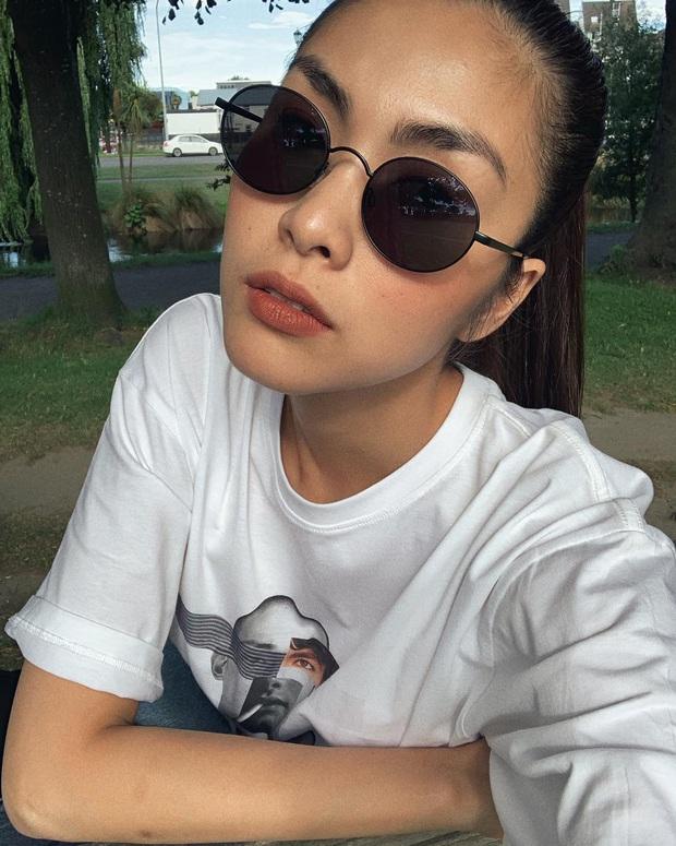 Công thức chung khi chụp ảnh selfie của Hà Tăng, chị em học theo thì bức nào cũng đẹp  - Ảnh 7.