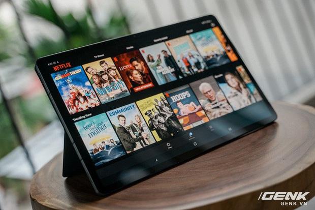 Thử thách 1 tuần dùng Galaxy Tab S7+ thay laptop: Lẽ ra đã hoàn hảo nếu kho ứng dụng của Android không tù đến thế - Ảnh 7.
