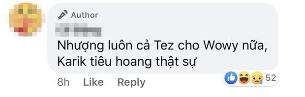 Được khen vì chiến thuật quá cao tay trong tập 8 Rap Việt, thế nhưng liệu Karik có đang hoang phí nhân tài? - Ảnh 8.
