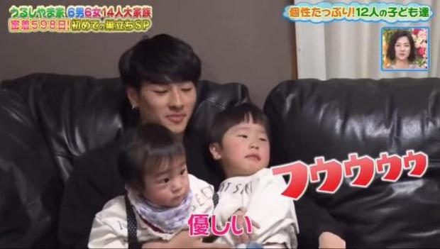 Cặp vợ chồng Nhật Bản cưới hơn 20 năm, sinh 12 đứa con nếp tẻ có đủ, hé lộ cuộc sống mỗi ngày khiến cộng đồng mạng sửng sốt - Ảnh 9.