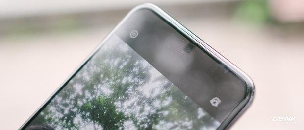 Trên tay smartphone có camera ẩn dưới màn hình đầu tiên trên thế giới: Chất lượng không như kỳ vọng - Ảnh 10.