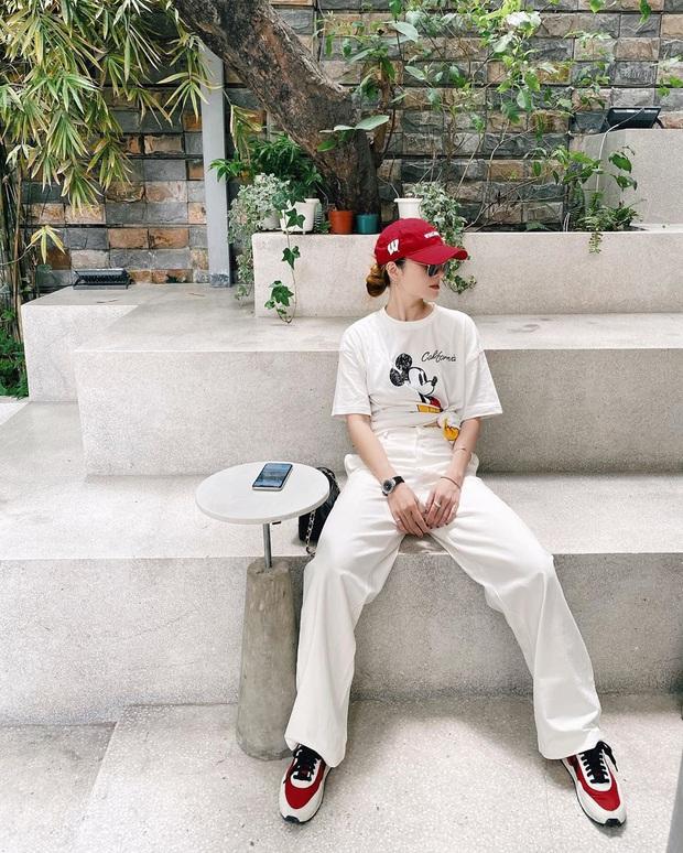 OOTD sao Việt hot nhất Instagram tuần qua: Ai cũng bật mood mặc kín, mình Jun Vũ khoe vòng 1 phồn thực  - Ảnh 10.