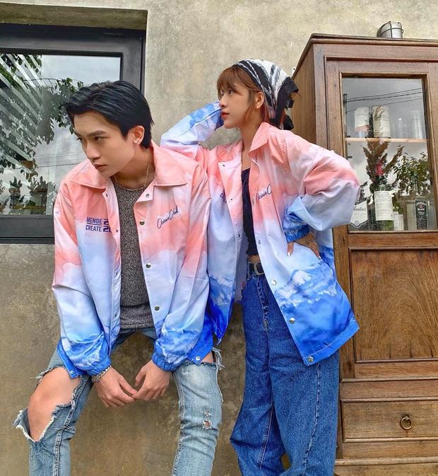 Nhìn Tlinh và MCK mới thấy cách diện đồ đôi của hội rapper hay ra phết: Toàn đồ local brand chất không kém brand nước ngoài - Ảnh 3.