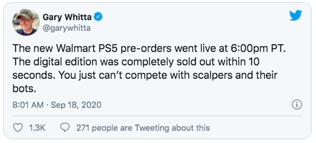 PS5 vừa mở bán, sold out ngay trong vài phút - Ảnh 3.