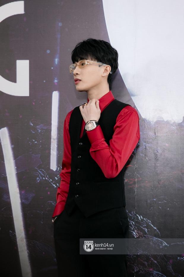 Jack cực bảnh trong buổi họp báo ra mắt MV mới, Thu Trang - Tiến Luật và ViruSs - MisThy cũng đến chung vui - Ảnh 10.